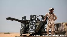 Libyen | Truppen von General Chalifa Haftar