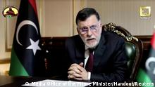 Libyen | Premierminister Rückttritt Fayiz as-Sarradsch