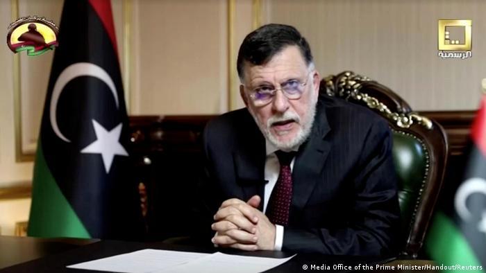 Premijer Libije Fajis al Saradž