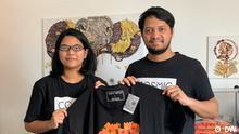 Neue Start Up Online-Bekleidungsmarke in Deutschland