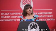 Normazedonien | Mila Carovska | Bildungsministerin