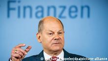 Deutschland | Pressekonferenz zu Konjunkturprogramm | Olaf Scholz