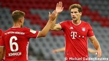 Fussball | Bundesliga - Bayern Munich vs. Schalke 04