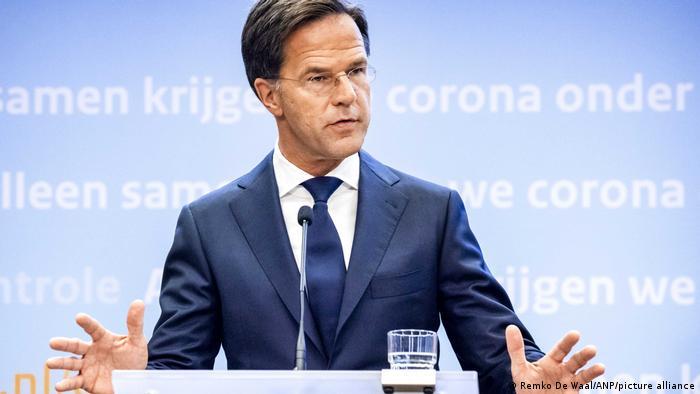 مارک روته، نخستوزیر هلند میگوید شکایت علیه بشار اسد پیامی برای همه دیکتاتورهای جهان است