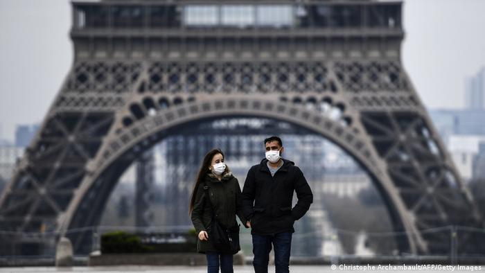 Fransa'da vaka sayılarında yeni rekor