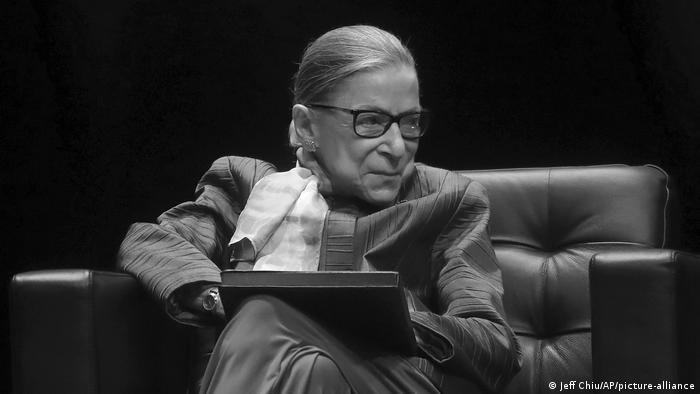 US-Richterin Ruth Bader Ginsburg gestorben