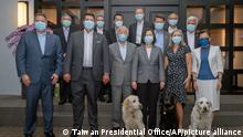 US-Diplomat Keith Krach in Taiwan | Präsidentin Tsai Ing-wen