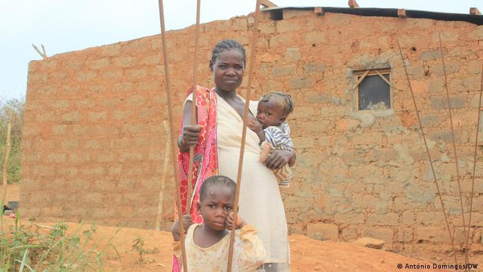 Angola Landkonflikt in Ndalatando