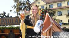 Coronavirus | München | Abgesagtes Oktoberfest
