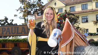 Μπυραρία του Μονάχου γιορτάζει σε ...στενό κύκλο το περασμένο Σάββατο