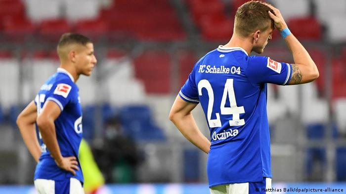 Bundesliga Fussball - Bayern München gegen Schalke 04 (Matthias Balk/dpa/picture-alliance)