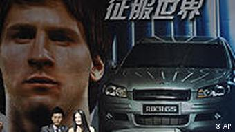 Riich G5 - ein Auto made in china (Foto: AP)