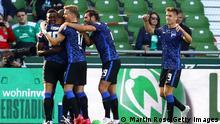 Fußball Bundesliga | SV Werder Bremen vs Hertha BSC