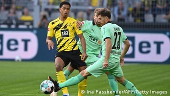 Bundesliga Borussia Dortmund vs. Borussia Mönchengladbach