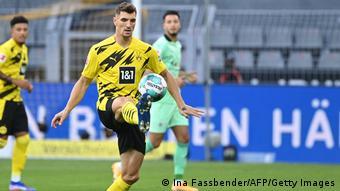 Bundesliga Borussia Dortmund vs. Borussia Mönchengladbach (Ina Fassbender/AFP/Getty Images)
