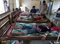 'دنیا بھر میں ہر سال 240 ملین افراد ملیریا سے متاثر ہوتے ہیں'