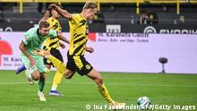 Bundesliga - Borussia Dortmund vs. Borussia Moenchengladbach