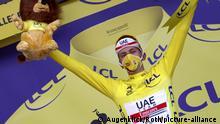 Tour de France 2020 - 20. Etappe | Tadej Pogacar (Slowenien/UAE Team Emirates)