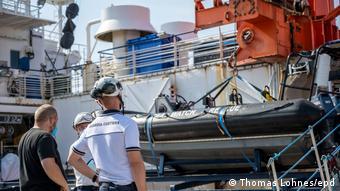 Έντεκα ώρες κράτησε ο τεχνικός έλεγχος στο Sea Watch 4