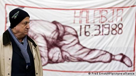 Peristiwa Halabja (Fred Ernst/AP/picture-alliance)