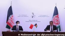 Afghanistan Kabul   China hilft Flutopfer