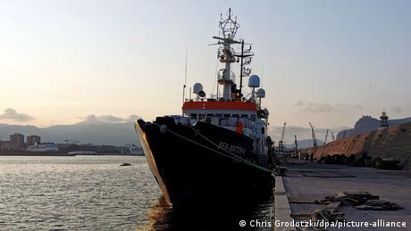 """Ιταλικό """"φρένο"""" στους διασώστες του Sea Watch"""