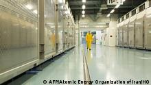 Iran Atomanlage Fordo (AFP/Atomic Energy Organization of Iran/HO)