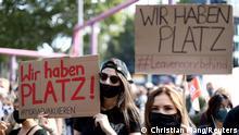Deutschland | Demonstration für Evakuierung griechischer Lager in Berlin