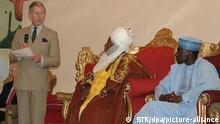 Nigeria Alhaji Shehu Idris
