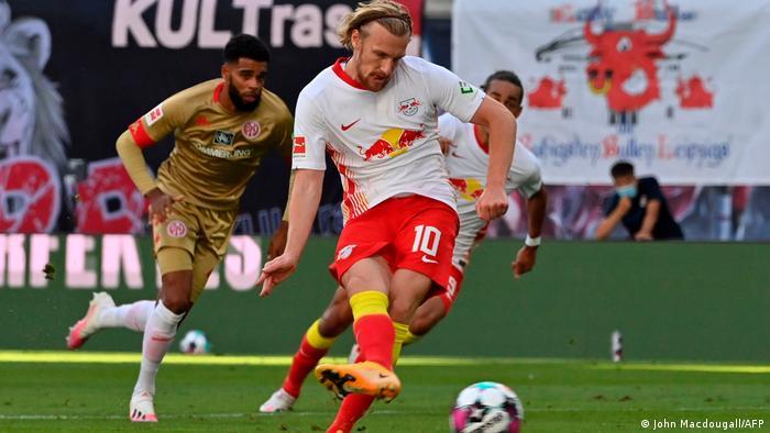 Fussball Bundesliga RB Leipzig vs. 1. FSV Mainz 05