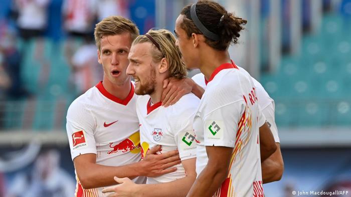 Olmo se ha integrado plenamente al RB Leipzig y al fútbol alemán