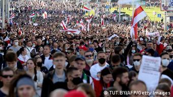 Στο τραπέζι των υπΕξ σήμερα η κατάσταση στη Λευκορωσία
