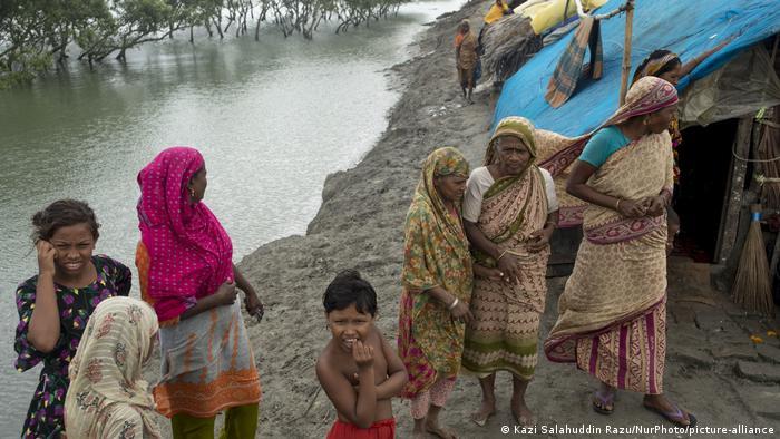 Bangladesch: Auswirkungen des Klimawandels (Kazi Salahuddin Razu/NurPhoto/picture-alliance)