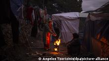 Flüchtlinge auf Samos