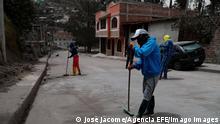 Ecuador I Sangay Vulkan