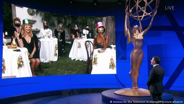 USA I Emmy Awards - Preisverleihung 2020 (Invision for the Television Academy/AP/picture-alliance)