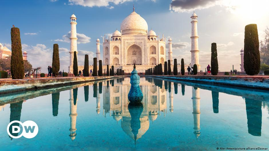 Taj Mahal reopens: 'New 7 World Wonders' and the pandemic