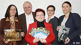 Участники презентации программы мероприятий, связанных с годом Чернобыля