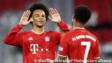 Deutschland Fußball Bundesliga FC Bayern München - Schalke 04