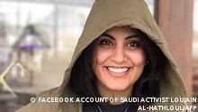 Saudische Frauenrechtlerin Ludschain al-Hathlul