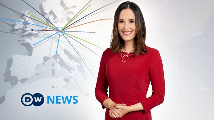 DW News Moderatorin Clare Richardson (Artikelbild Detailseite)