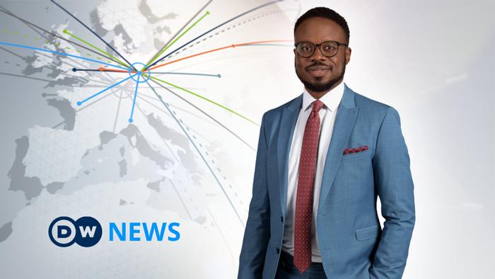DW News Moderator Tomi Oladipo (Artikelbild Detailseite)