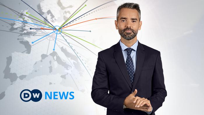 DW News Moderator Pablo Foley Elias (Artikelbild Detailseite)