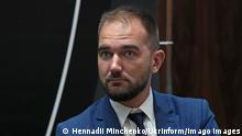 Ukraine Abgeordnete Oleksandr Yurchenko