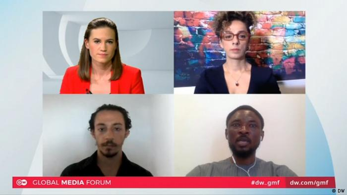 DW Global Media Forum | The power of influencers — and what they mean for democracy
