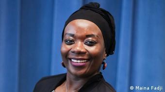 Fadji Zaouna Maina, une scientifique nigérienne à la NASA