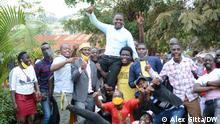 Uganda Kampala | Wahlen | Junge politisch Engagierte