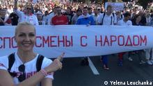 Belarus | Basketballspielerin | Yelena Leuchanka