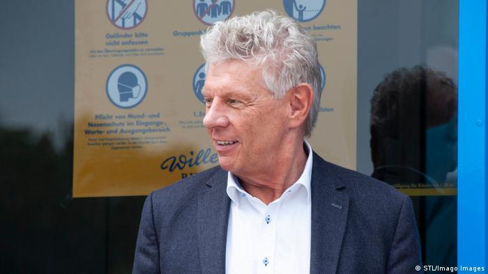 Oberbuergermeister Dieter Reiter München