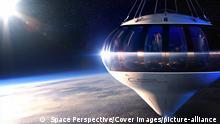 Spaceship Neptune I Reisen in den Weltraum